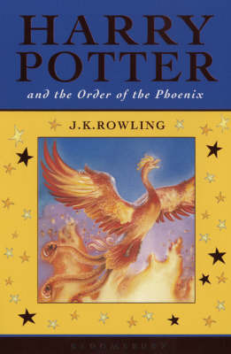 Harry Potter and the Order of the Phoenix (#5 Celebratory Edition)