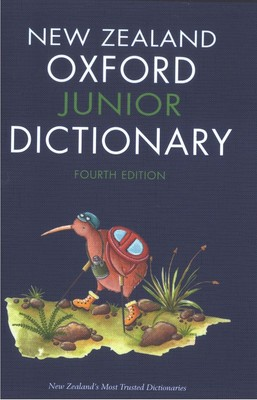 The New Zealand Oxford Junior Dictionary