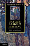 The Cambridge Companion to Gay and Lesbian Writing