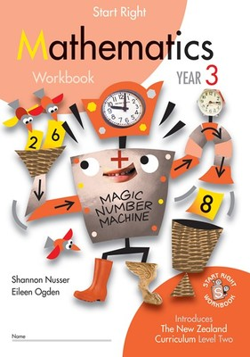 ESA Mathematics Year 3 Start Right Workbook