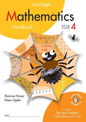 ESA Mathematics Year 4 Start Right Workbook
