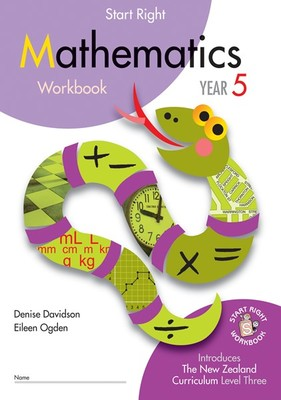ESA Mathematics Year 5 Start Right Workbook