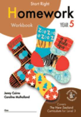 ESA Homework Year 5 Start Right Workbook