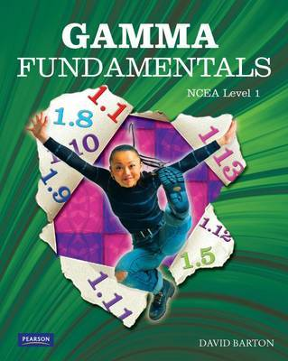Gamma Fundamentals Textbook NCEA Level 1
