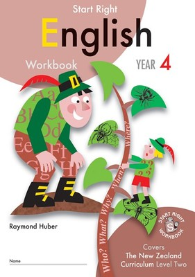 ESA English Year 4 Start Right Workbook