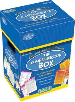 The Comprehension Box 3 Ages 11–14 RIC-6948