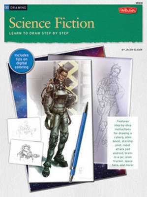 Drawing Science Fiction: HT310