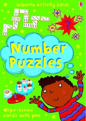 Number Puzzles (Usborne Activity Cards)