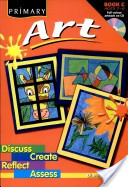 Primary Art Book C including CD (Years 7 to 8)  - RIC-6588
