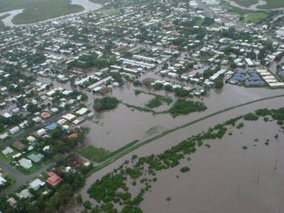 Flood: Stories and Images of Survival, Loss and Courage from the Queensland Floods