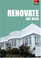 Renovate art deco (Handling fee and/or freight charges may apply)