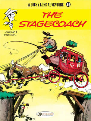 The Stagecoach (Lucky Luke #25)