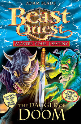 The Dagger of Doom (Beast Quest: Master Your Destiny #2)