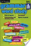 Primary grammar and word study, Book E - RIC-6244
