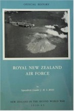 The Royal New Zealand Air Force: official history (reprint)