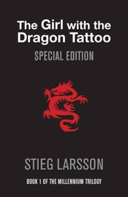 The Girl with a Dragon Tattoo (Special edn)
