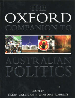 The Oxford Companion to Australian Politics