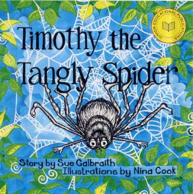 Timothy the Tangly Spider