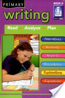 Primary Writing - Book D, Ages 8-9 RIC-6263