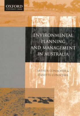 Environmental Planning and Management in Australia - SIGNED