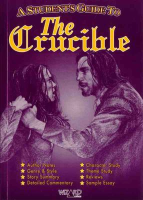 Wizard Study Guide The Crucible