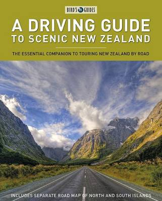 A Driving Guide to Scenic New Zealand
