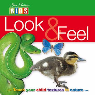 Look and Feel: Teach Your Child Textures in Nature