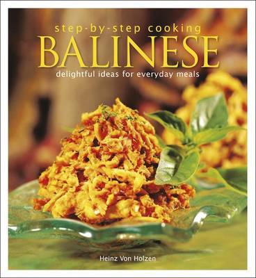 Step by Step Cooking Balinese