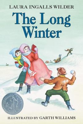 The Long Winter  (The Little House Books #6)