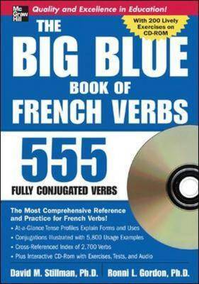 The Big Blue Book of French Verbs