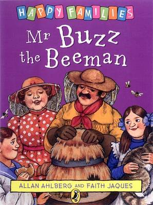Mr. Buzz the Beeman