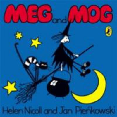 Meg and Mog (Board)