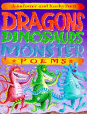 Dragons, Dinosaurs, and Monster Poems