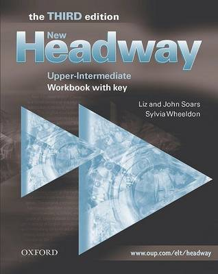 New Headway English Course - 3rd Edition Upper-Intermediate Workbook With Key