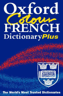 The Colour French Dictionary Plus