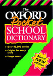 The Oxford Pocket School Dictionary