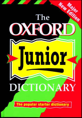 The Oxford Junior Dictionary School Edition