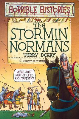 The Stormin Normans: Horrible Histories