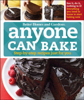 Bh&g Anyone Can Bake