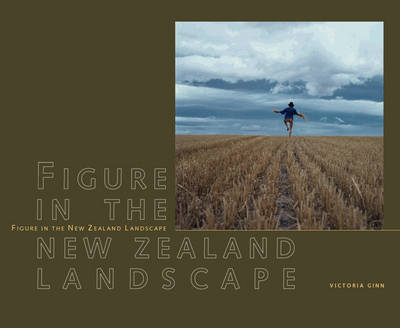 Figure In The New Zealand Landscape