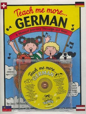 Teach Me More German + CD