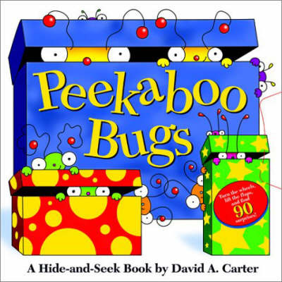 Peekaboo Bugs Hide and Se