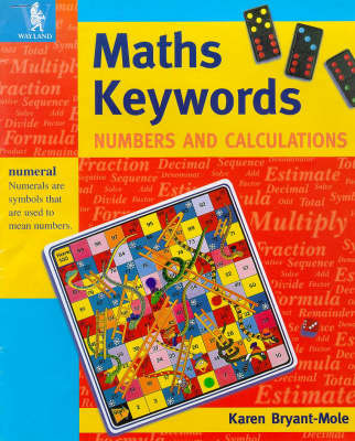 Maths Keywords: Numbers and Calculations