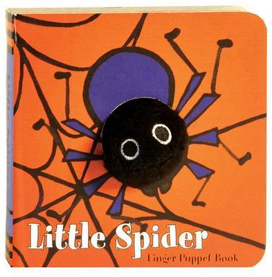 Little Spider (Finger Puppet)