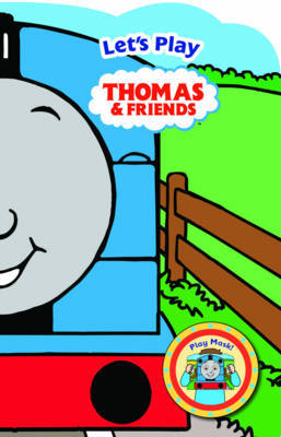 Thomas and Friends Play Mask Book