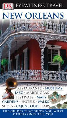 New Orleans - Eyewitness Travel Guide 2006