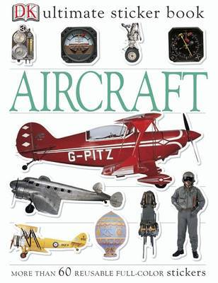 DK Ultimate Aircraft Sticker Book