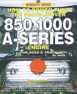 How to Power Tune BMC 998cc A-series Engines
