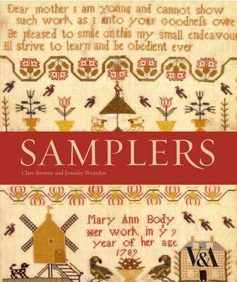Samplers at the Victoria and Albert Museum