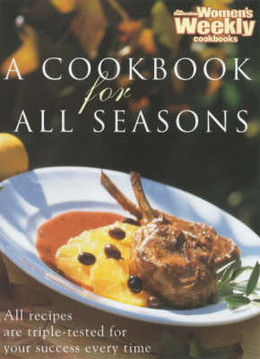 Aust Womens Weekly Cookbook For All Seasons